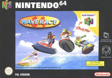 Wave Race 64: Hard Wave - Leser-Test von Luigi