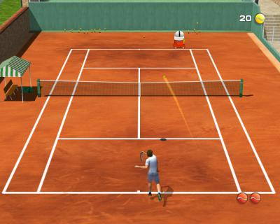 NGT: Next Generation Tennis - US Open im Gamezone-Test