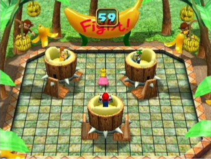Weitere Screenshots zu Mario Party 4