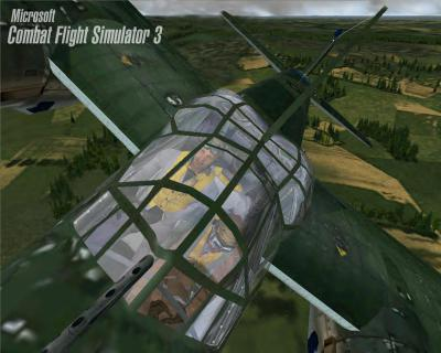 Combat Flight Simulator 3- Screenshots