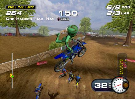 MX Superfly featuring Ricky Carmichael im Gamezone-Test