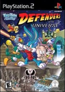 Tiny Toon: Defenders of the Universe Website online