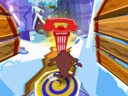 Taz: Wanted im Gamezone-Test