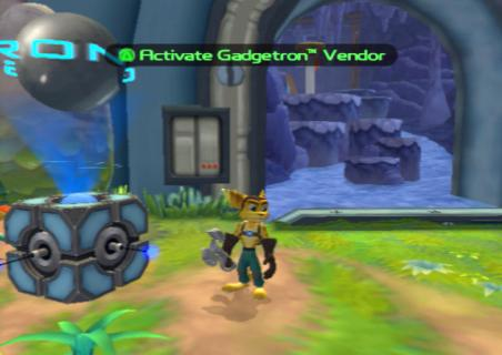 Ratchet & Clank im Gamezone-Test