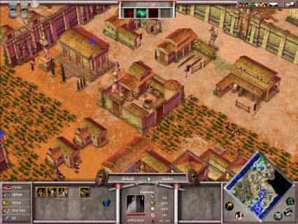 Age of Mythology im Gamezone-Test