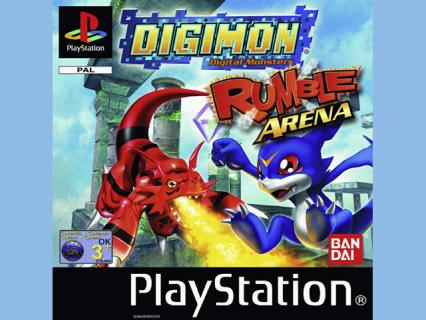 Digimon World im Gamezone-Test