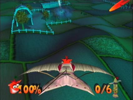 Crash Bandicoot: Der Zorn des Cortex im Gamezone-Test