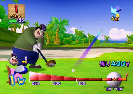 Disney Golf im Gamezone-Test