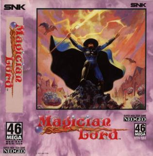 Magician Lord: Magic Action - Leser-Test von RAMS-es