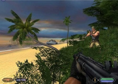 Neue Screenshots von Far Cry