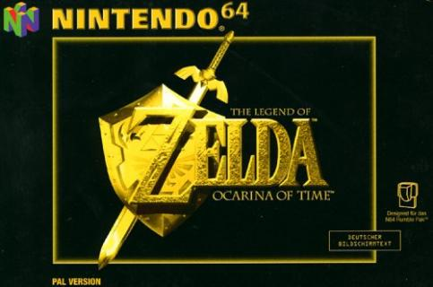 The Legend of Zelda: Ocarina of Time - Bestens Abenteuer! - Leser-Test von Dragon Warrior