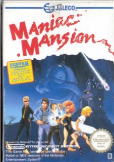 Maniac Mansion: Back to the roots! - Leser-Test von ElBurro