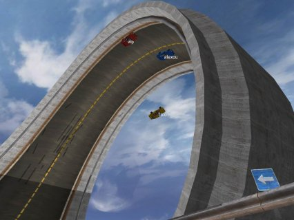 TrackMania Homepage ist online