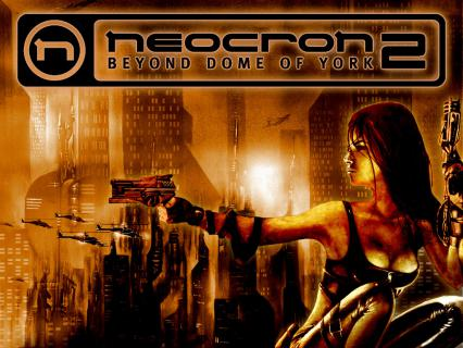 Wallpaper zu Neocron 2 - Beyond Dome of York