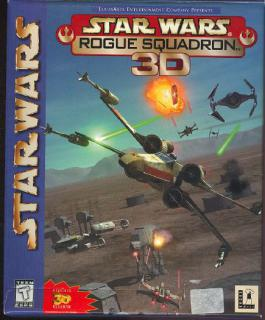 Star Wars: Rogue Squadron 3D - Star Wars Actionflugsim - Leser-Test von mck