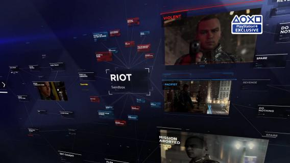 Detroit: Become Human: Jede Menge Entscheidungsfreiheit in Quantic Dreams Roboter-Dystopie (3)