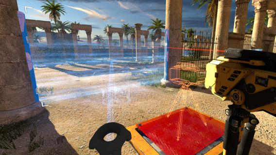 The Talos Principle VR: E3-Preview mit Hands-on zur Puzzle-Offenbarung (2)