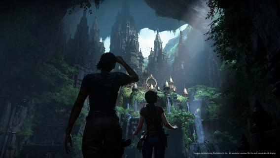 Die E3 2017-Screenshots zu Uncharted: The Lost Legacy. (2)