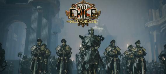 Path of Exile: The Fall of Oriath ist jetzt erhältlich.