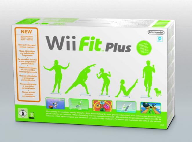 Wii Fit Plus im Gamezone-Test