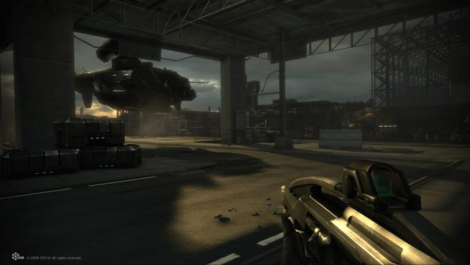 Der Multiplayer-Shooter Dust 514 startet in die Closed-Beta. (4)