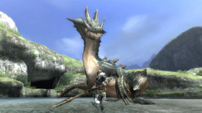 Ist Monster Hunter Diary: Puri Puri Poogie Race in Arbeit?