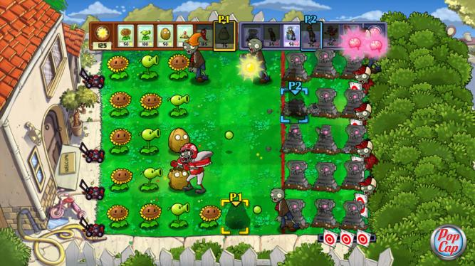 Plants vs. Zombies als Shooter?