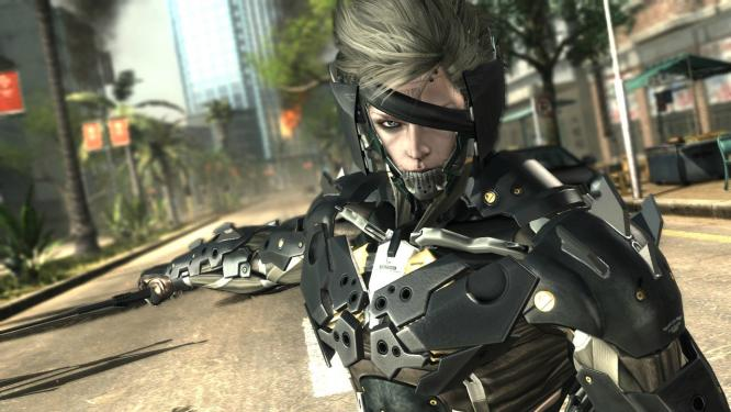 Metal Gear Rising: Revengeance im finalen Live-Action-Trailer. (1)
