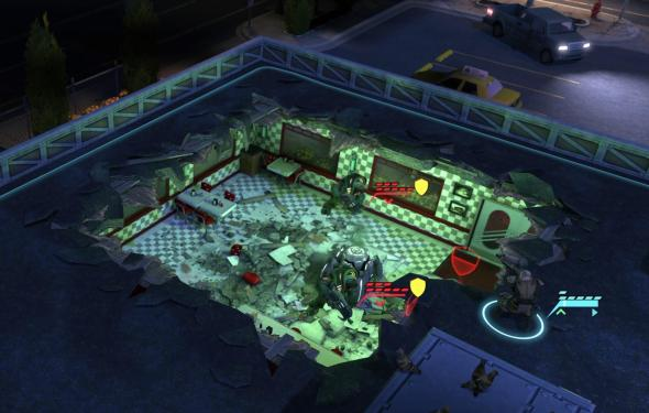 XCOM: Enemy Unknown im 'Last Stand'-Short Trailer. (3)
