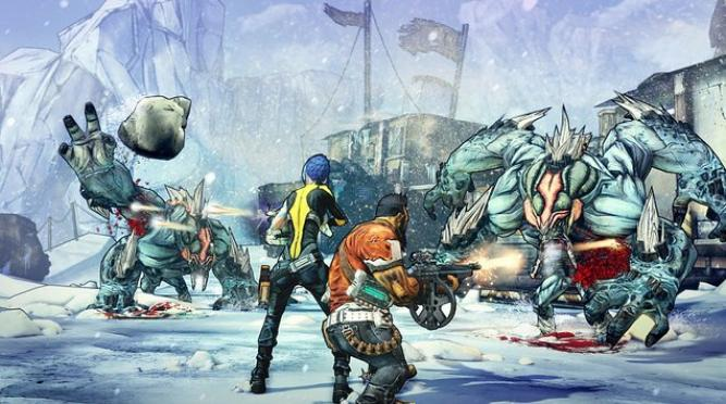 Borderlands 2 in neuen Gameplay-Videos. (6)