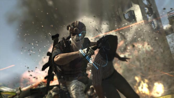Der Launch-Trailer zu Tom Clancy's Ghost Recon: Future Soldier steht bereit. (1)