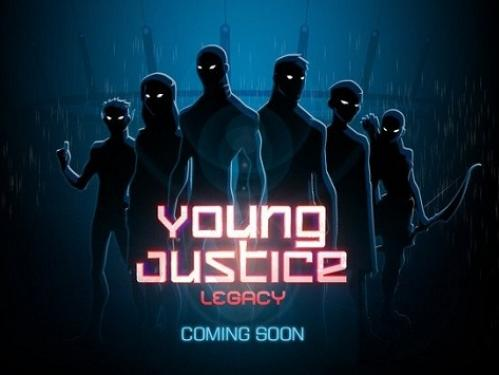 Young Justice: Legacy im ersten Trailer.
