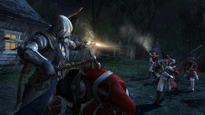 Assassin's Creed 3 findet auch in Boston statt. (4)