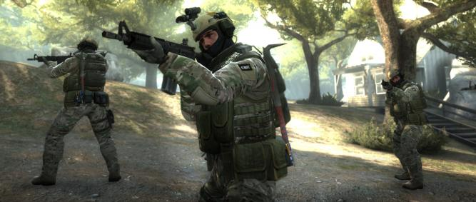 Counter-Strike: Global Offensive ist erschienen. (2)