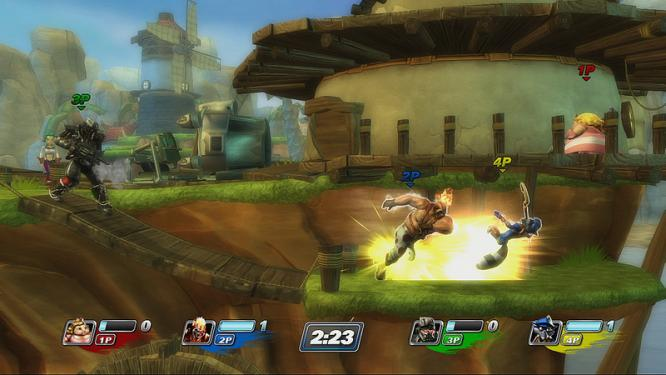 Playstation All-Stars: Battle Royale wird um Nariko und Sir Daniel Fortesque ergänzt. (1)