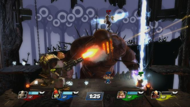 Playstation All-Stars: Battle Royale will Hideki Kamiya gar nicht gefallen. (4)
