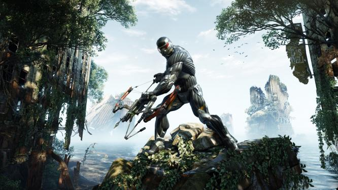 Crysis 3 im Tech-Trailer. (6)