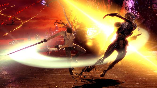 Devil May Cry im neuen Trailer. (1)