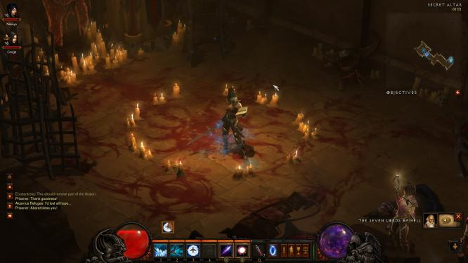 In Diablo 3 geht es den Cheatern an ihren Account. (3)