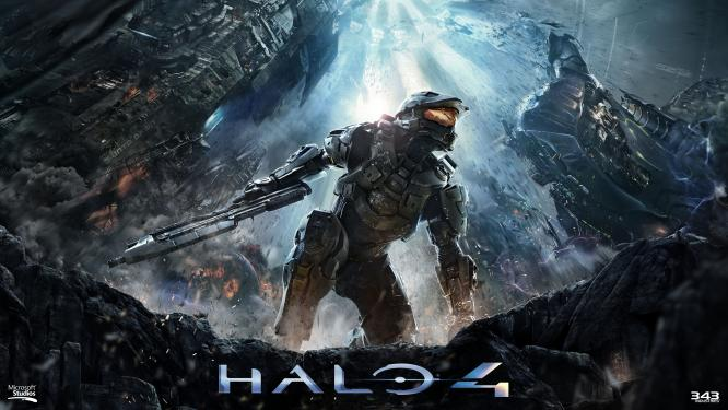 Halo 4 im neuen Multiplayer-Video.