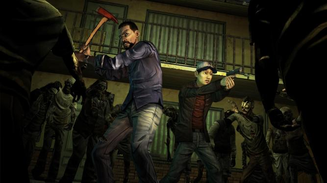 The Walking Dead erscheint auch in einer Collector's Edition. (7)