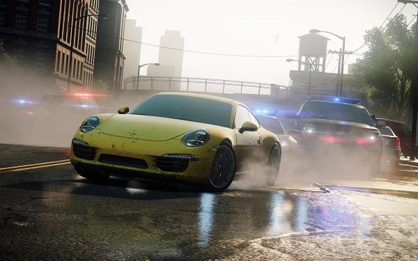 Need for Speed: Most Wanted wird von Criterion Games Entwickelt.