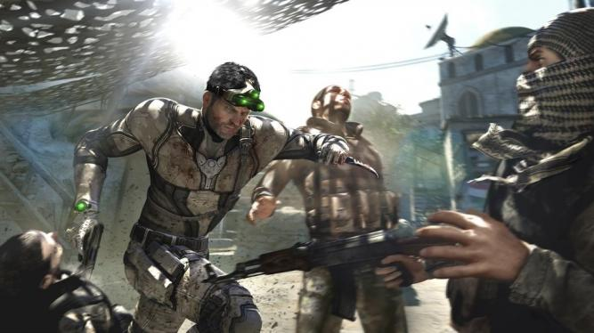 Splinter Cell: Blacklist. (1)