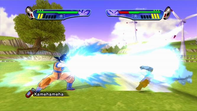 Namco Bandai kündigt Dragon Ball Z Budokai HD Collection an.  (10)