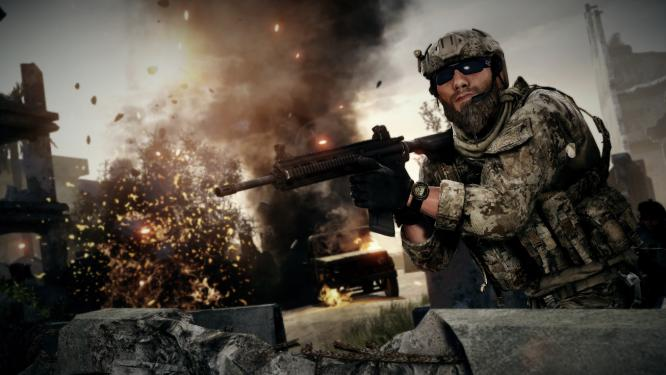 Wir sehen ein Video zum Multiplayer-Modus von Medal of Honor: Warfighter. (2)