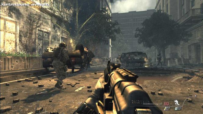 how to stop lag in call of duty mw3 pc