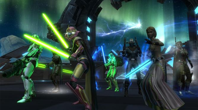 Star Wars: The Old Republic wird auf Version 1.4 gebracht. (2)