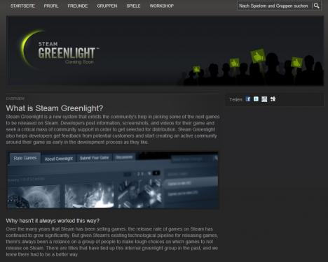 Steam Greenlight kostet nun 100 US-Dollar pro Spiel.