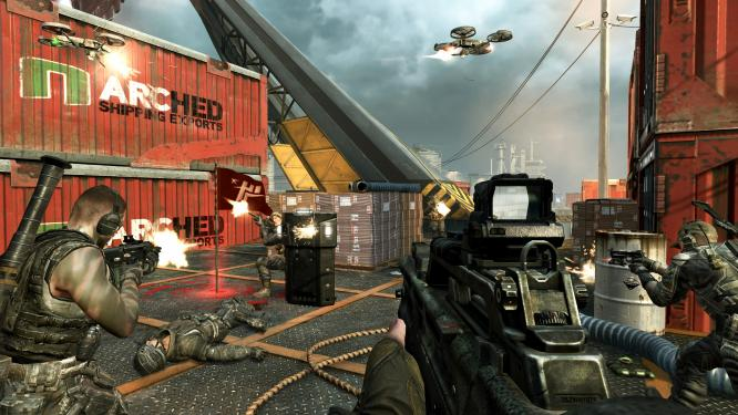 In Call of Duty: Black Ops 2 soll es Cheatern an den Kragen gehen. (2)