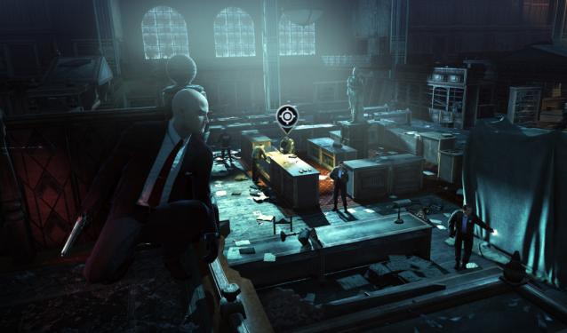 Der neue Contracts-Modus von Hitman: Absolution im Walkthrough-Video. (4)